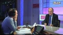 le cercle des économistes, avec Christian de Boissieu