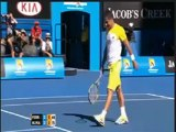 David Ferrer Vs. Nicolas Almagro - Australian Open 2013 [ Quarterfinals ] - Last Game