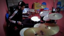green day-american idiot-Drum Cover