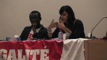 Nisrine Zaïbi intervient pour la FNMDP 2012