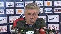 """Coupe de France: Ancelotti: """"Gameiro kann Ibra ersetzen"""""""