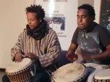 Meskawi percussion djembé  afrique -3