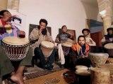 Meskawi percussion djembé  afrique -5