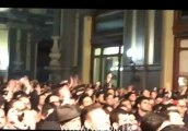 BEPPE GRILLO Tsunami Tour Napoli 22 / 01/ 2013 Galleria Principe di Napoli