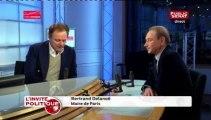 L'INVITE POLITIQUE,Bertrand Delanoë
