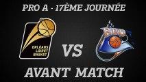 Avant-Match - J17 - Réception de Boulazac