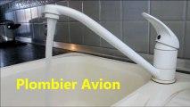 Plombier Avion. Sanitaire Avion. Plomberie Avion 62210.