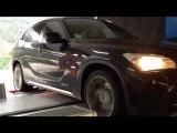 ::: o2programmation ::: BMW X1 20d 177@210cv Optimisation Moteur sur Banc de Puissance Cartec Marseille Gemenos PACA dans le 13