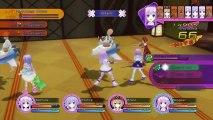 Hyperdimension Neptunia Victory - Gameplay 2