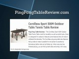Ping Pong Table Reviews - Top 10 Ping Pong Tables