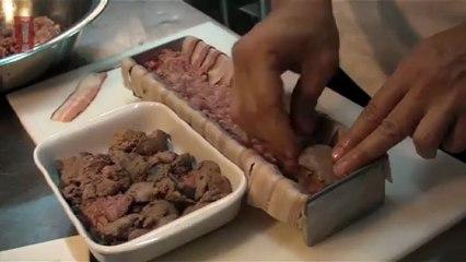 Receita de Terrine de fígado de frango com Geléia de Laranja