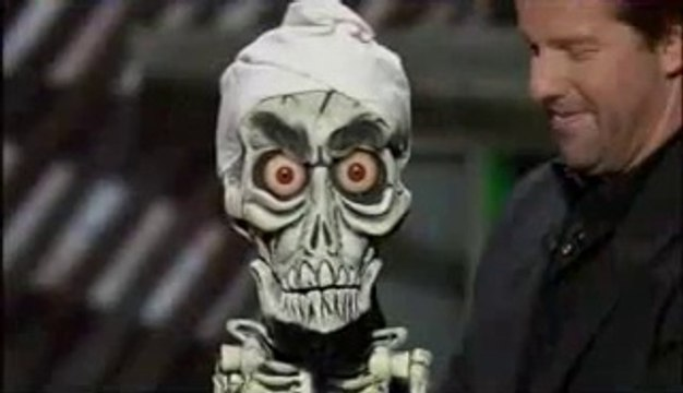 Nik The Greek - Jeff Dunham's Achmed The Dead Terrorist