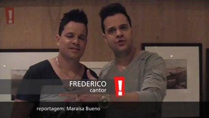 João Neto e Frederico mandam um recadinho para a CONTIGO!