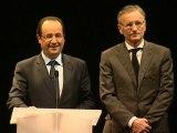 Discours du Président de la République devant les associations, à Grenoble