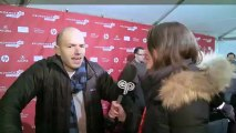 """EP Daily & Dailymotion at the 2013 Sundance Film Festival - """"Hell Baby"""" Red Carpet Premiere - MIri Jedeikin with Rob Corddry, Paul Scheer, Rob Huebel, Thomas Lennon, and Robert Ben Garant"""