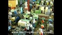 60 Ton x 6' Used Accupress CNC Hydraulic Press Brake, Mdl. 7606, Autobend IV CNC Control, Electric Foot Pedal, Light Curtains, #A2341