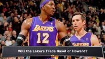 Would the Lakers Trade Dwight Howard?