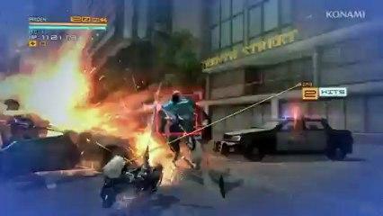 Zandatsu Gameplay de Metal Gear Rising : Revengeance