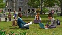 Les Sims 3 : University - Trailer d'annonce