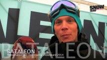 Bataleon : nouveautés snowboard 2013/2014
