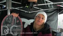 DC Snowboard : nouveautés snowboard 2013/2014