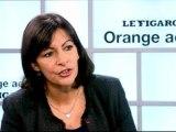 Anne Hidalgo : «Je suis favorable à des primaires» pour les municipales
