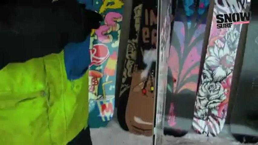 Imperium : nouveautés snowboard 2013/2014