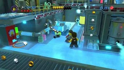 Trailer 01/2013 de LEGO City Undercover