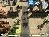 3D Savaş Bölgesi - 3D Savaş Oyunları