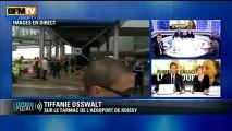 Arrivée de Florence Cassez en France après 7 ans en prison au Mexique 24/01