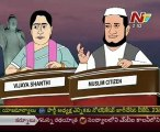 Lallu Brothers Comedy show with Vijaya Shanthi - Muslim Citizen - 03