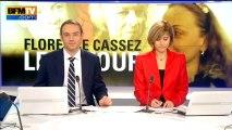 """""""Dans l'avion, Florence Cassez irradiait de bonheur"""", explique une journaliste de BFMTV - 24/01"""