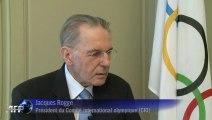 """Armstrong: une """"triste histoire"""", pour le président du CIO"""