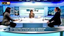 Le Face à face de Ruth Elkrief : Talia Kerros, politologue et linguiste franco-mexicaine et Pauline Revenaz, reporter Justice BFMTV - 24/01