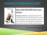 Home Gym Reviews - Top 10 Home Gyms