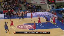Play of the Night: Nate Jawai to Pete Mickeal, FC Barcelona Regal