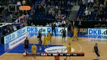 Highlights: Alba Berlin-Brose Baskets Bamberg