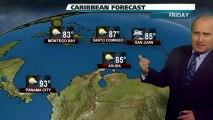 Caribbean Vacation Forecast - 01/24/2013