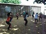 danse traditionnelle sénégalaise