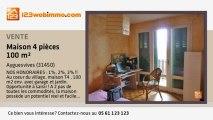 A vendre - maison - Ayguesvives (31450) - 4 pièces - 100m²