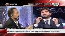 Adnan Oktar Rasim Ozan Kütahyalı Kavgası