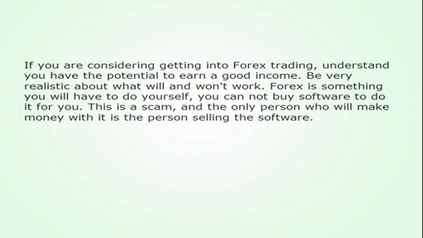 How To Forex Trading Video