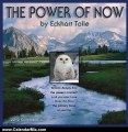 Calendar Review: The Power of Now 2012 Wall Calendar by Eckhart Tolle