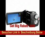 JAY-tech VideoShot DDV-H7 Full-HD Camcorder (7,6 cm (3 Zoll) LCD Display, 5 Megapixel CMOS Sensor, 5-fach optischer Zoom, 4-fach digitaler Zoom) schwarz