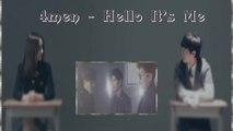 4Men - Hello It's Me Full HD k-pop [german sub]