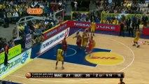Highlights: Maccabi Electra Tel Aviv-Olympiacos Piraeus