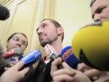 Procès de la mère et du beau-père de Typhaine, François Taton, le père, réagit après le verdict