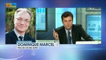L'entreprise du jour : Cie des Alpes, Dominique Marcel - 25 janvier - BFM : Intégrale Bourse