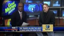 Steve Kyler - USA Today - Fox 13 Memphis