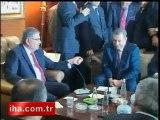 İdris Naim Şahin'den neşeli veda - İhlas Haber Ajansı (İHA)